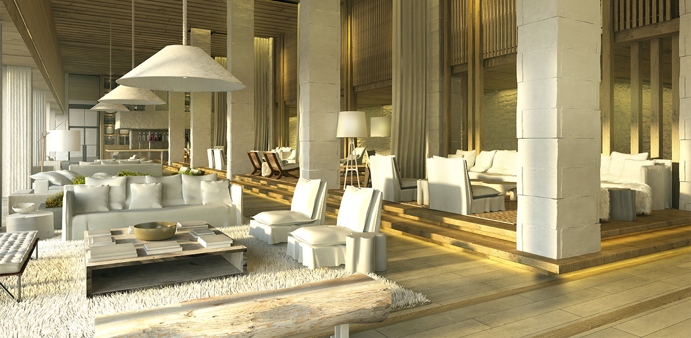 Luxury Condos in Miami Lounge