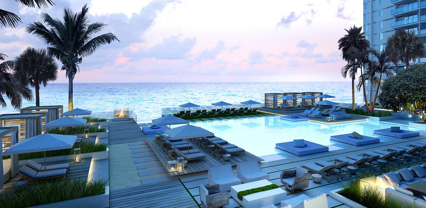 Luxury Restaurant In Miami South Beach