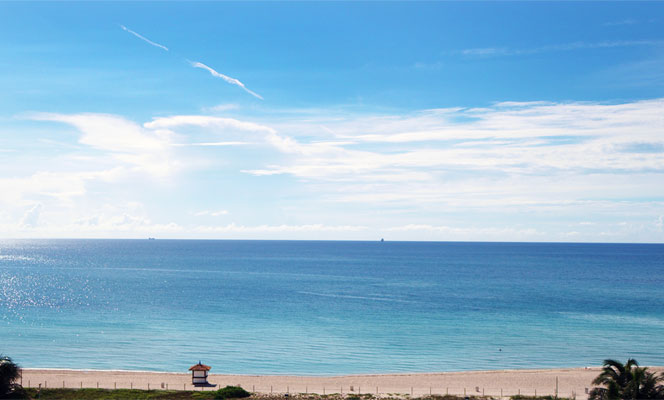 Views Of The Ocean views from miami luxury condos | 1 hotel & homes south beach