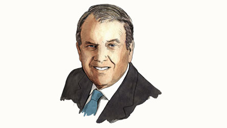 Team Richard Lefrak - Chairman and CEO of Lefrak Organization